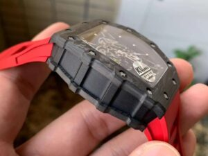 1:1 Richard Mille RM35-01 Rafa Nadal Carbon Fibre - Luxury dripstores