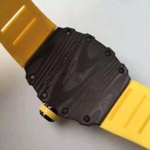 RM35-01 Black yellow