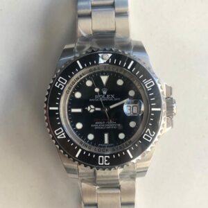 Rolex Sea-Dweller 1226600 50th Anniversary Noob V9 Swiss ETA 2836 Clone - Luxury dripstores