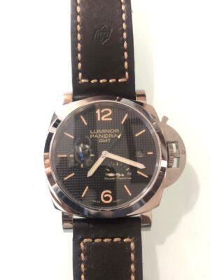 Luminor Panerai GMT 1950 PAM507 Swiss ETA Movement Clone - Luxury dripstores