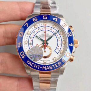 AAA Rolex Yacht-Master II 116681 Clone 2 Tone - Luxury dripstores