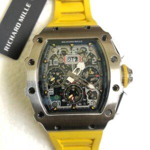 Richard Mille RM011-03 Yellow - Luxury dripstores