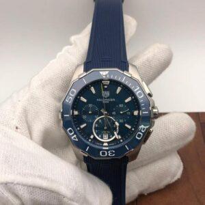 Tag Heuer Aquaracer 300 m Chronograph Blue - Luxury dripstores