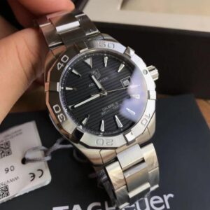 Tag Heuer Aquaracer Calibre 5 Stainless steel Bezel - Luxury dripstores