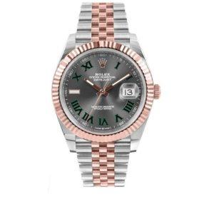 Clone Rolex Datejust 41 Wimbledon